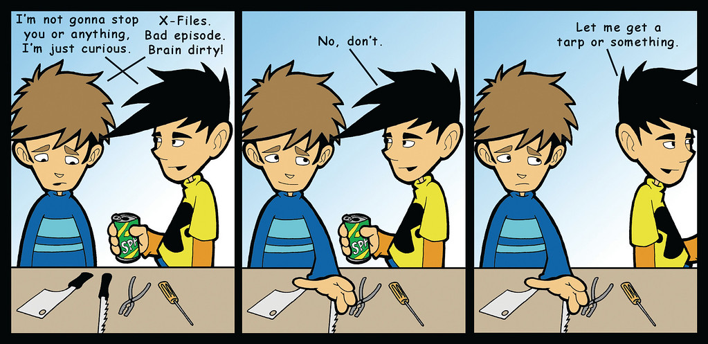 The Ass Files