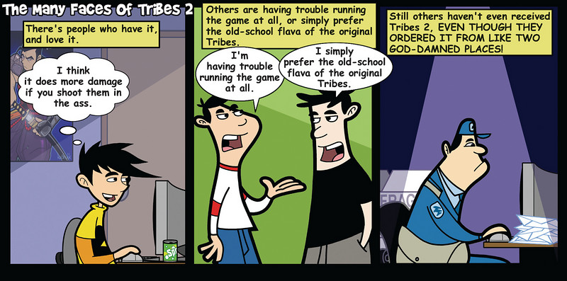 You Asked For It