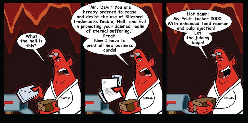 Diabolicious!