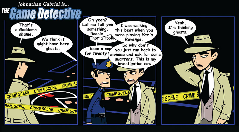 The Game Detective: Part Two