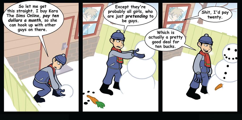 Snowmanatomy