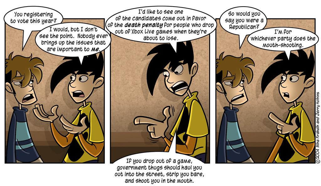Gabriel's Primary Concern