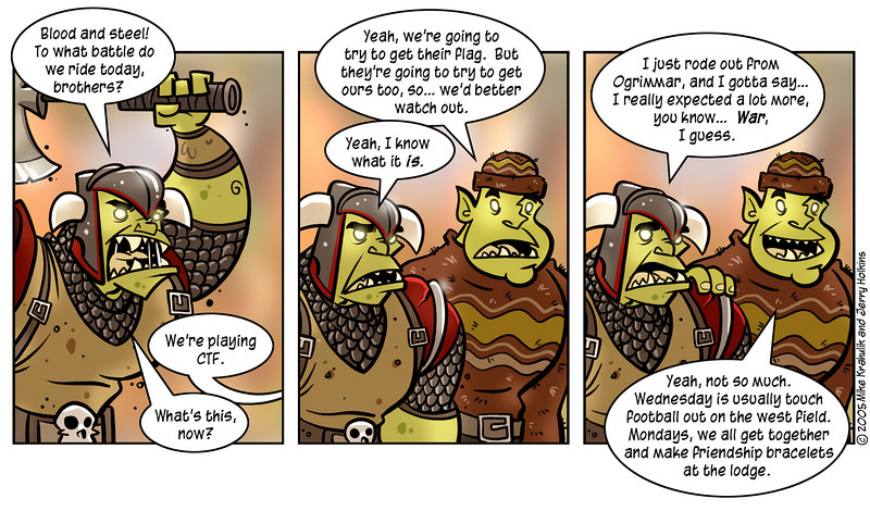Yarnmaster Graal, High Knitter Of Ogrimmar