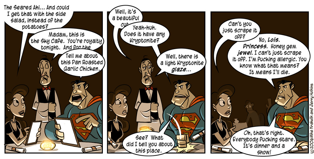 Men Are From Krypton
