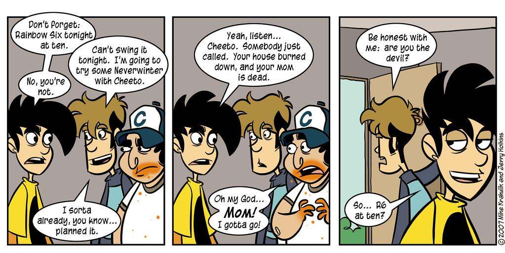 Cheeto 2: Return Of Cheeto