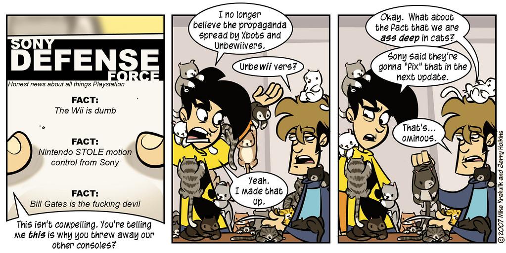 An Embarrassment Of Kittens