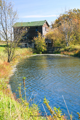 Orange Mill, Juneau County, Wisconsin