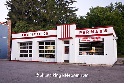 Parman's Service Station, Madison, Wisconsin