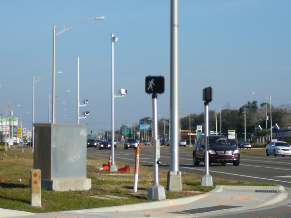 Red Light Camera Locator Map | Metro Jacksonville