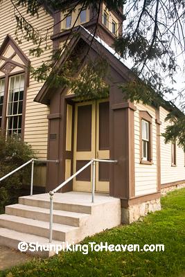 Portland Prairie Methodist Church, Houston County, Minnesota
