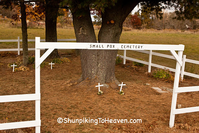 Small Pox Cemetery, Jackson County, Wisconsin