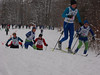 Holiday Classic cross country ski race