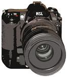 NSL Photography Logo