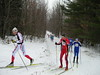 Photos from the 2008 Boyne Highlands 10km Classic cross country ski race