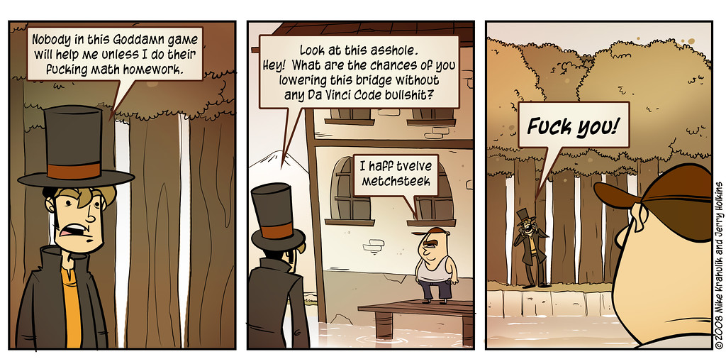 Professor Layton And The Perpetual Torment