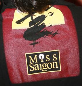 Miss Saigon Shirt