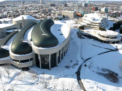 Museum of Civilization, Ottawa, Hull/Gatineau