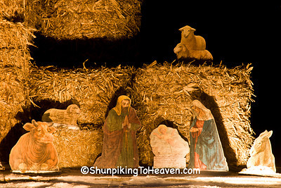 Nativity Scene, Dane County, Wisconsin