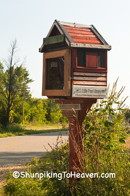 Little Free Library, Madison, Wisconsin
