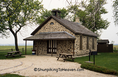 Stony Hill School, Ozaukee County, Wisconsin