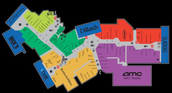 Orange Park Mall >> Jacksonville S 10 Largest Shopping Centers Metro Jacksonville