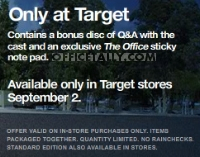 The Office Season 4 DVD Target