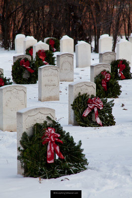 Soldiers' Lot, Forest Hill Cemetery, Madison, Wisconsin