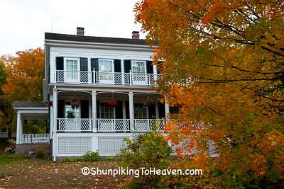 Folsom House, Built 1855, Taylors Falls, Minnesota