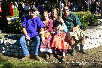 Gypsy Wolf and Friends at teh MD Renaissance Festival