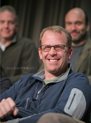 The Office Aaron Shure Paul Lieberstein Lester Lewis