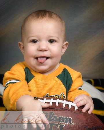 The ultimate Packer fan