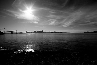 San Francisco from Treasure Island - Arrian Binnings