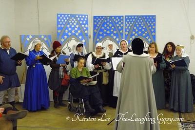 Medieval Choir