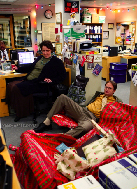 The Office Moroccan Christmas