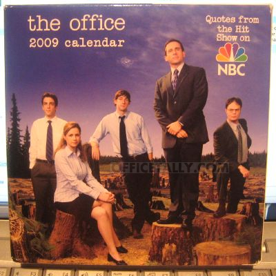 The Office Day-to-Day Calendar
