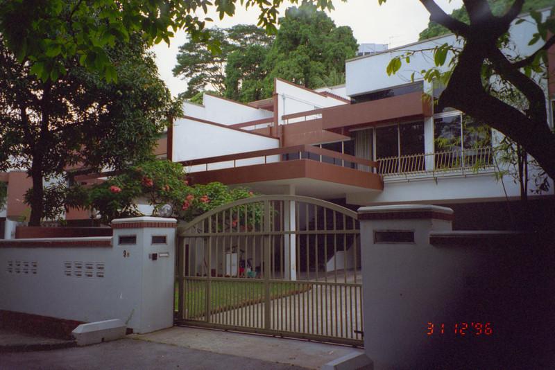 Singapore residence
