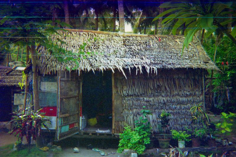Village in Boracay