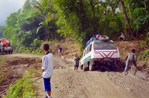 Poor road