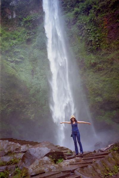 Water fall, Batu