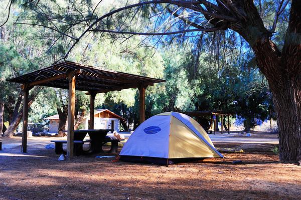 Tamarisk Grove Campground, Anza-Borrego Desert State Park