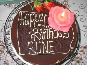 Rune 30 years