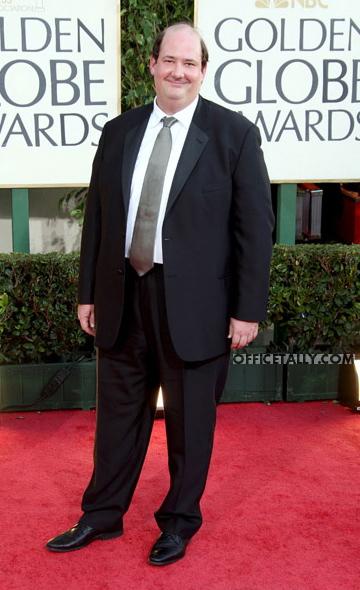 Brian Baumgartner Golden Globes