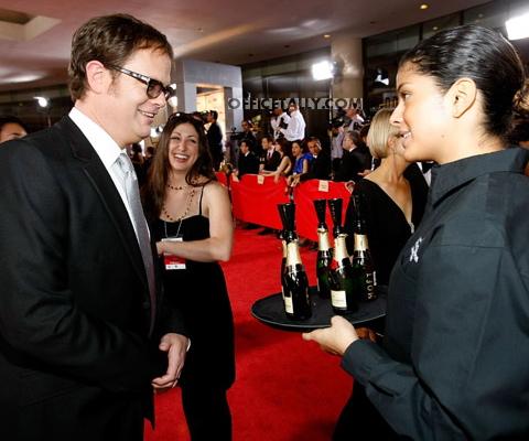 Rainn Wilson Golden Globes