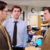 The Office The Duel