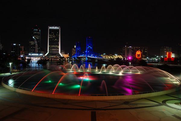 Peytons Struggles: Friendship Fountain | Metro Jacksonville