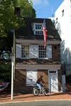 Betsy Ross House in Philadelphia, PA