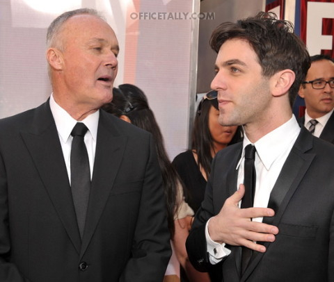 B.J. Novak and Creed Bratton