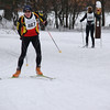 Michigan Cup Marathon XC ski race - Halfway point, men