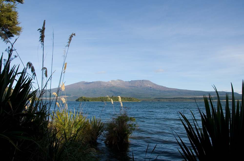 Tongariro Nationa Park, New Zealand