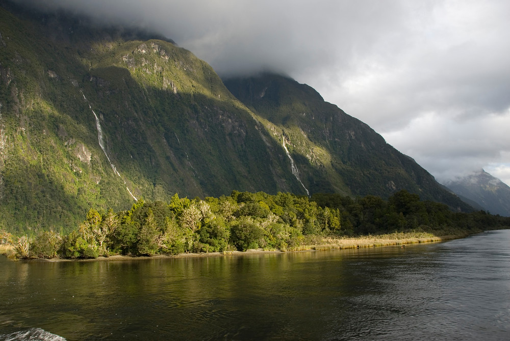 UNESCO World Heritage Site #5: Te Wahipounamu